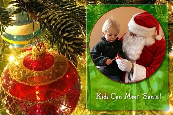 Santa's Workshop in Newburyport, Massachusetts. Visit Newburyport MA during the holidays