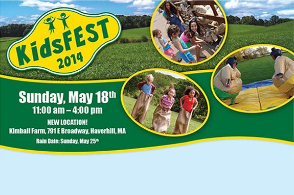 KidsFEST in Haverhill at Kimball Farm