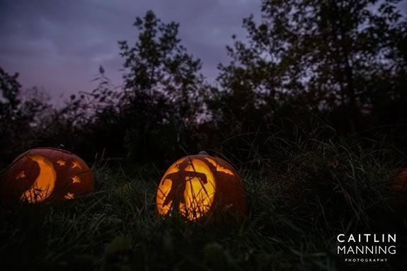 Come celebrate the the spooky feeling of October at Pioneer Village in Salem Massachusetts!