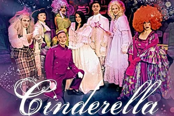 Cinderella at Larcom Theatre in Beverly MA - Friday