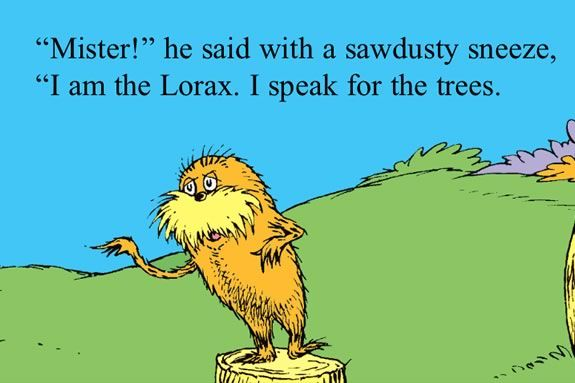 Come to the Children's Museum of NH to meet Dr. Seuss' Lorax!
