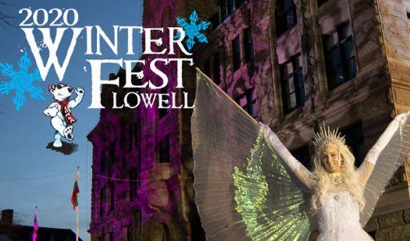 Annual Lowell WinterFest. Visit Lowell MA