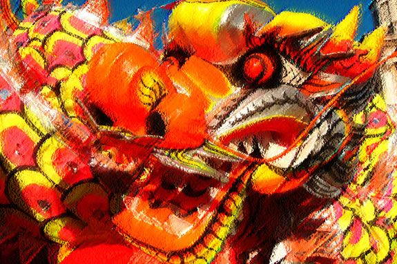 Celebrate Lunar New Year, aka Chinese New Year, at PEM in 2014