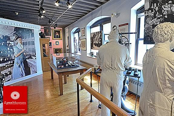 The Lynn Museum Will offer free guided tours Fridays duirng Trails and Sails!