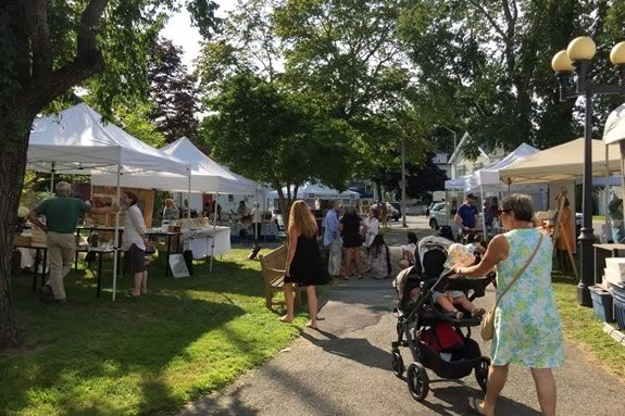 Manchester Festival by the Sea celebrates art on Cape Ann and the local bounty of Artistry.