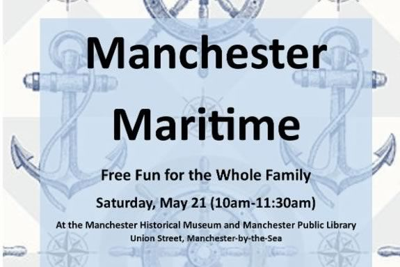 Celebrate Manchester's Maritime Heritage at Manchester Public Library and Manchester Historical Museum