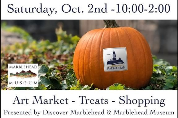 Marblehead Fall Festival at the Jeremiah Lee Mansion is a celebration of Autumn!