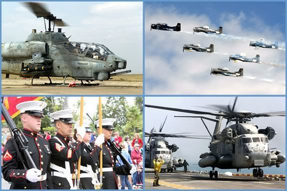 Celebrate 100 years of Marine Corps Aviation History in Marblehead!