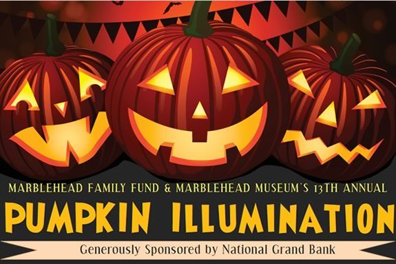 Come to the Jeremiah Lee Mansion in Marblehead for the annual pumpkin illumination.