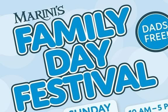 Family Day at Marini Farm in Ipswich Massachusetts