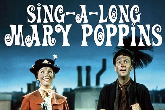Mary Poppins Sing-Along is a perennial favorite at Regent Theater