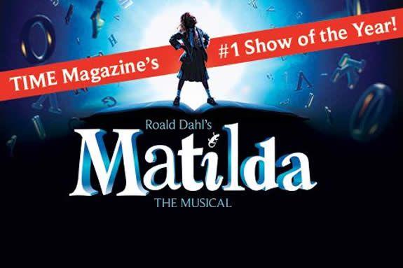 Roald Dahl's Matilda The Musical in Boston