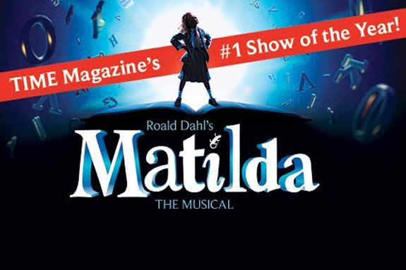 Roald Dahl's Matilda The Musical in Boston
