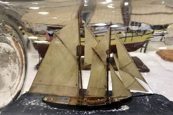 Newburyport Yankee Homecoming Merrimack Valley Ship Model Show