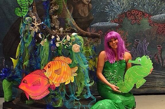 Methuen Ballet performs The Mermaid at the Firehouse in Newburyport
