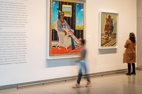 The Museum of fine Arts Boston hosts an open house with free admission for Indigenous Peoples' Day!
