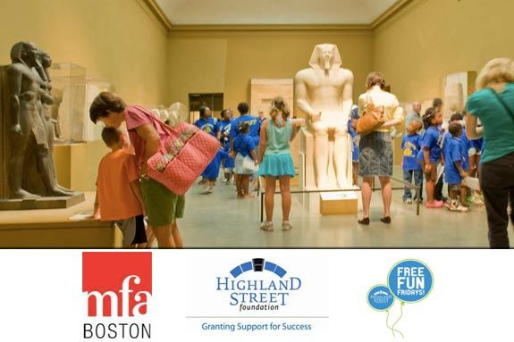 Museum of Fine Arts Boston - Family Fun in Massachusetts
