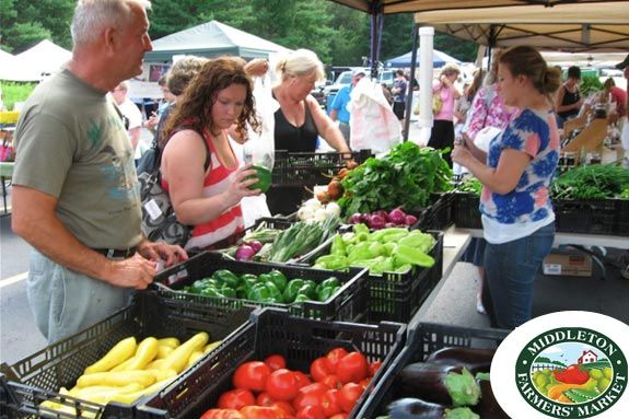 Middleton Farmers Market has the North Shore Covered with fresh fruit and vegeta