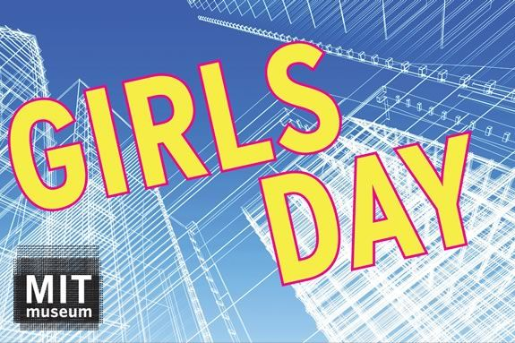 Girls are encouraged to follow their interests in the sciences at MIT's Girls Day in Cambridge!