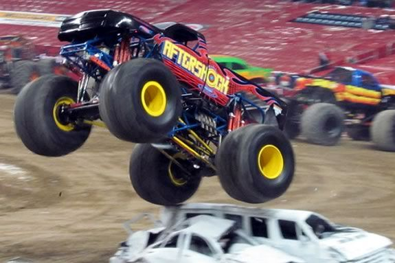 Topsfield Fair willhost a Monster Truck Show in their arena in 2013!