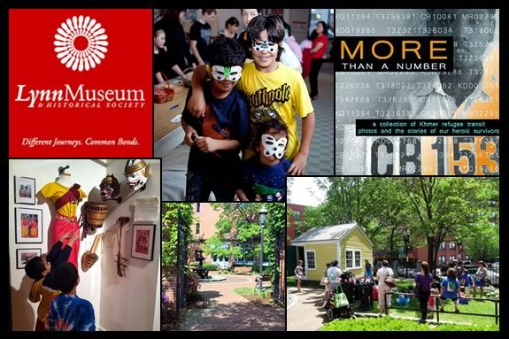 Family Day at the Lynn Museum offers family events and free museum admission!