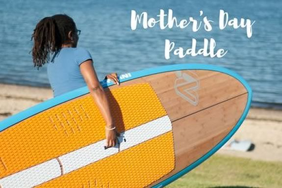 Join Coast to Coast Paddle on a Mother's Day from Obear Park