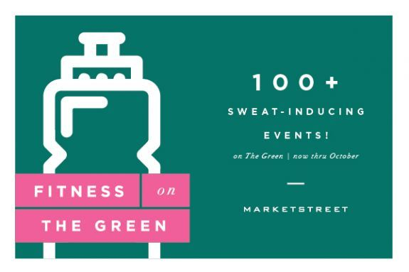 Workout and get fit on The Green with fitness and health experts at MarketStreet Lynnfield MA.