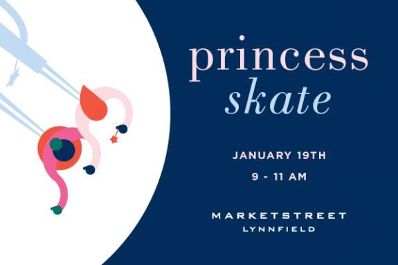 Princess Skate at MarketStreet Lynnfield
