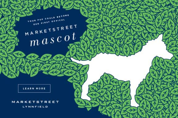 Your pup could be MarketStreet Lynnfield first official mascot! Enter to win.