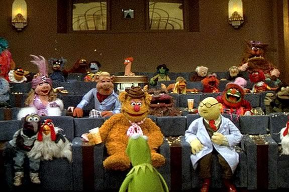 Kids and families are invited to Waterfront Park for a showing of the Muppet Movie!