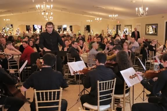 The Musary's Symphony of Trees is a major fundraiser for their instrument sharing programs