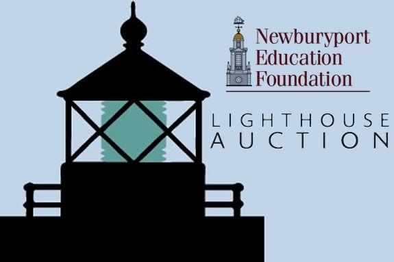 The NEF Auction raises funds to enhance public education in the Newburyport Scho