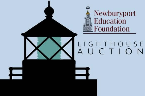 The NEF Auction raises funds to enhance public education in the Newburyport Scho