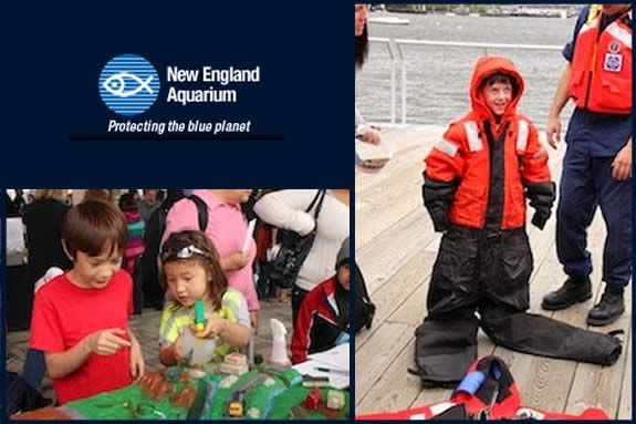 New England Aquarium Events for NorthShore Kids and Families