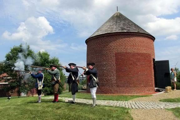 Tour the Newburyport Powder House for Sails and Trails 2019