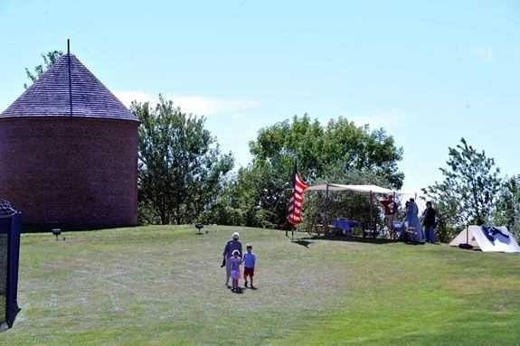 Tour the Newbuyrport Powder House for Sails and Trails 2018
