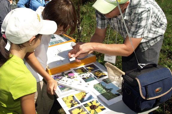 N.U. Marine Science Center Open House offers educational fun for the family!
