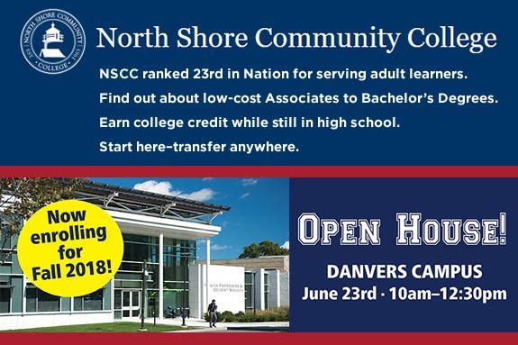 North Shore Community College Open House - Danvers MA