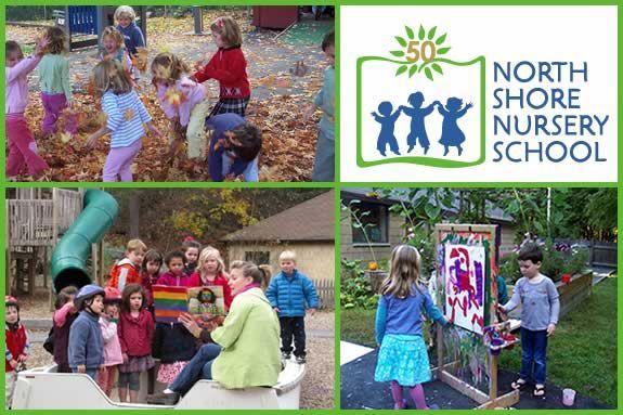 North Shore Nursery School Parent Education Night Parents of Preschool Children