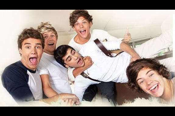 One Direction fans are invited to the Newburyport Public Library for a party!