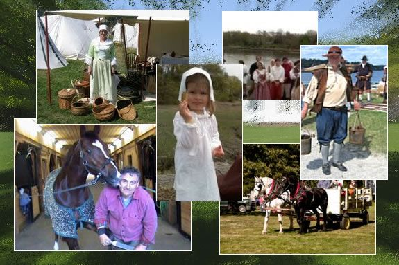 Proceeds from the Ould Towne Heritage Fair go to 'Save the Lower Green'
