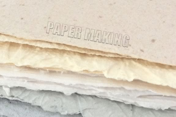 Learn how to make handmade paper in this fun workshop at the Trustees of Reservations Crane Estate in Ipswich, Massachusetts