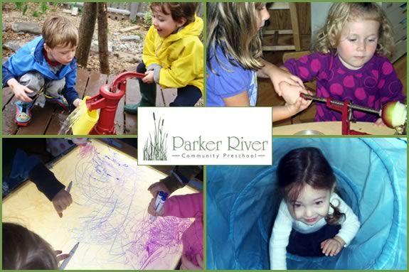 Come to Parker River Community Preschool's open house!