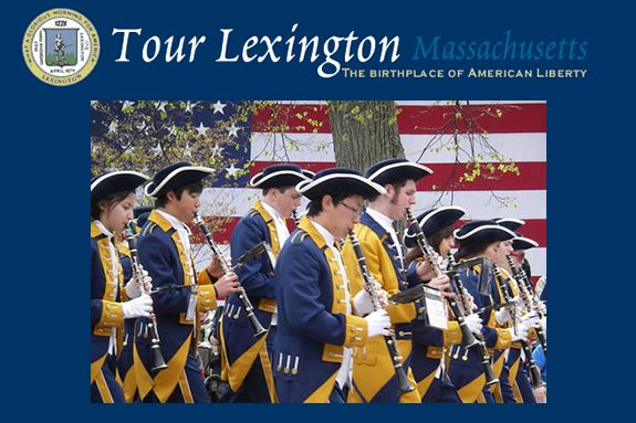 Lexington Concord Liberty Ride and Tours