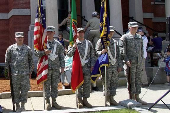 Peabody Massachusetts Memorial Day Ceremonies