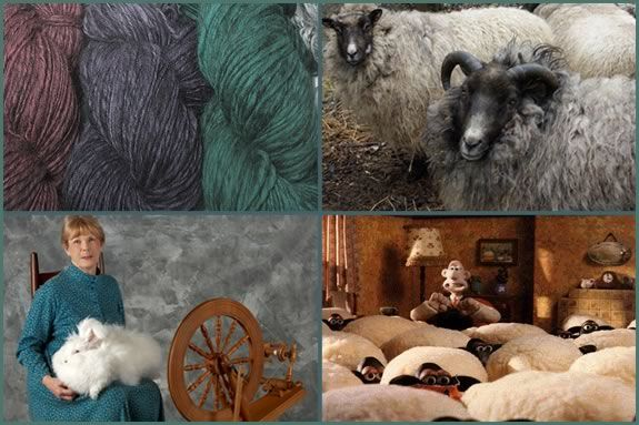 Peabody Celebrates wool and the things we make from it in a weekend festival!