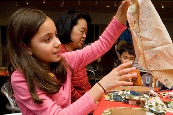 Peabody Essex Museum for Programs for Children During School Vacation Week