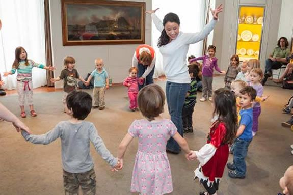 PEM Has A Story Time In The Museum Just For Kids Under 5! Salem, Gallery