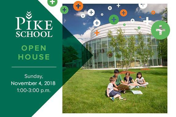 The Pike School in Andover MA Open House PreK to Grade 9