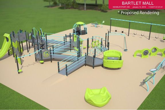 Brews for Bartlet Mall an Inclusive Playground Fundraiser